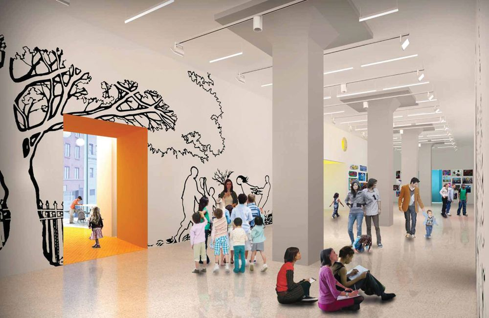8. Childrens Museum Arts
