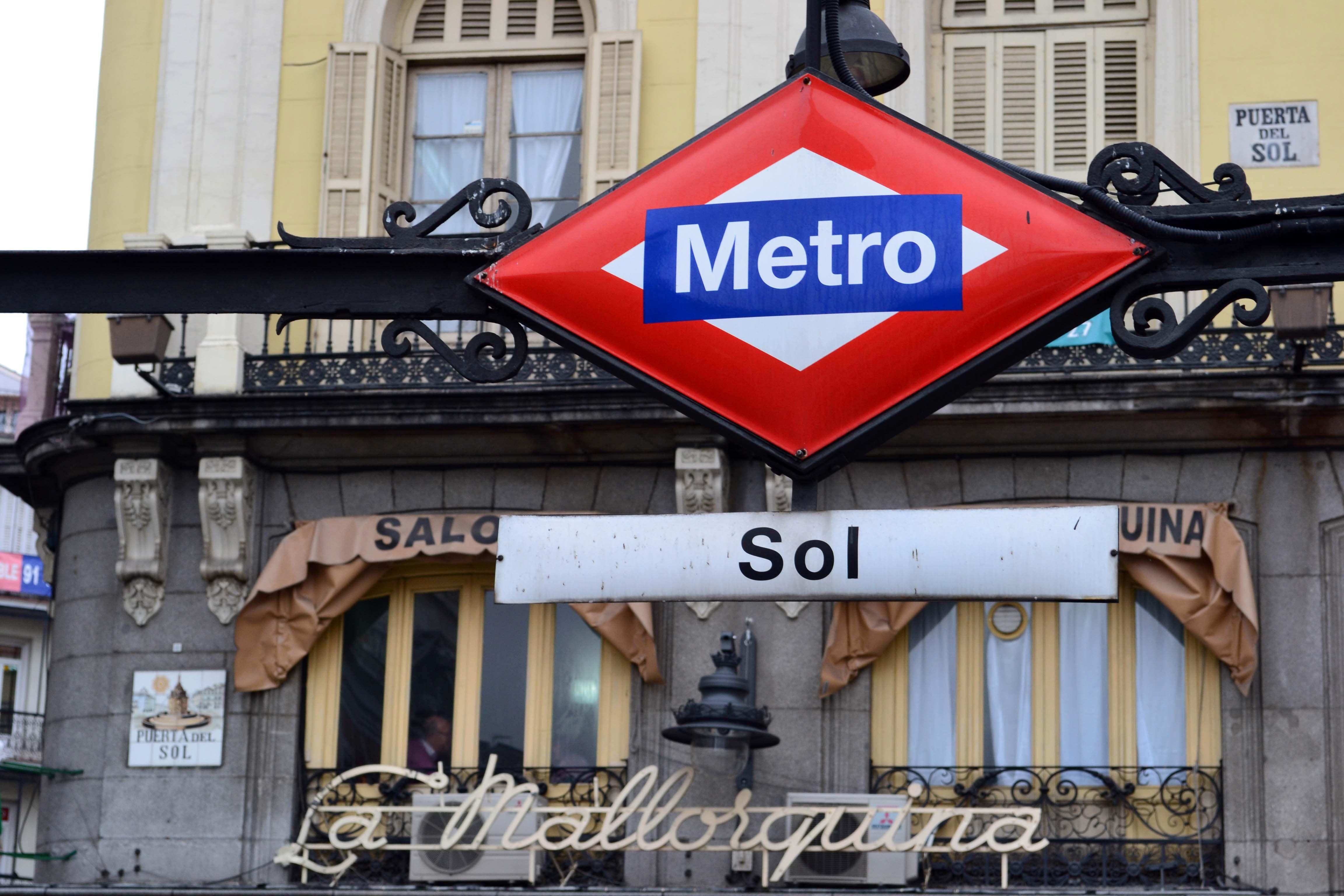 Pâtisserie la Mallorquina à la Puerta del Sol