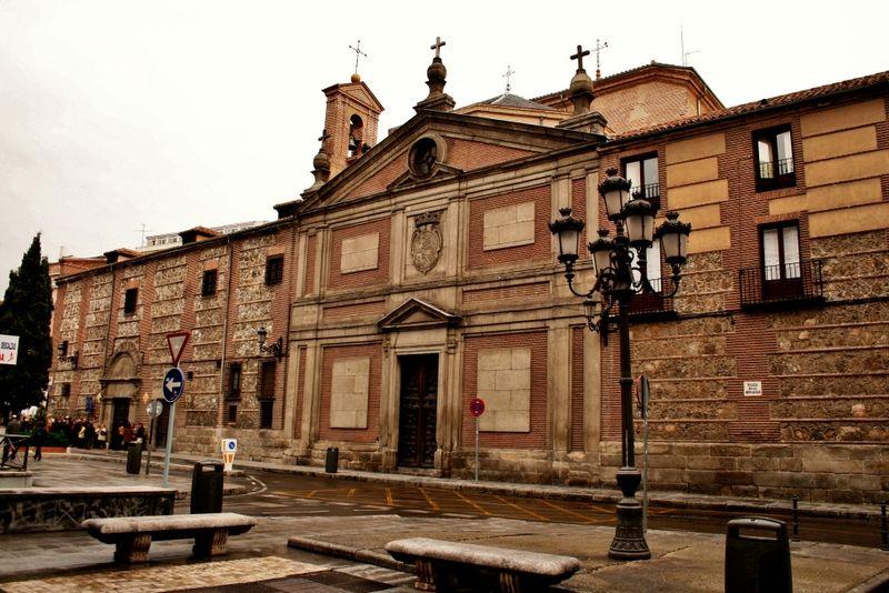 Monastère de las Descalzas