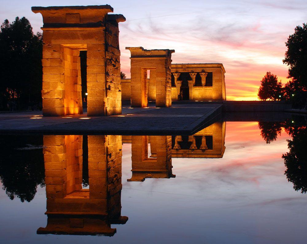 Le temple d'Amon