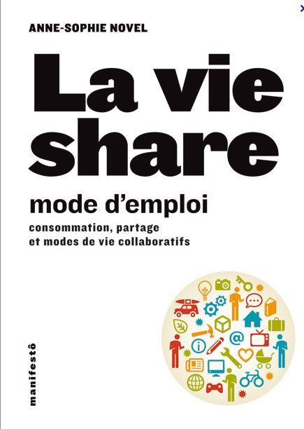 La vie share Anne-Sophie Novel