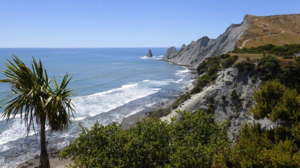 Voyage en Nouvelle-Zélande Cap Kidnappers