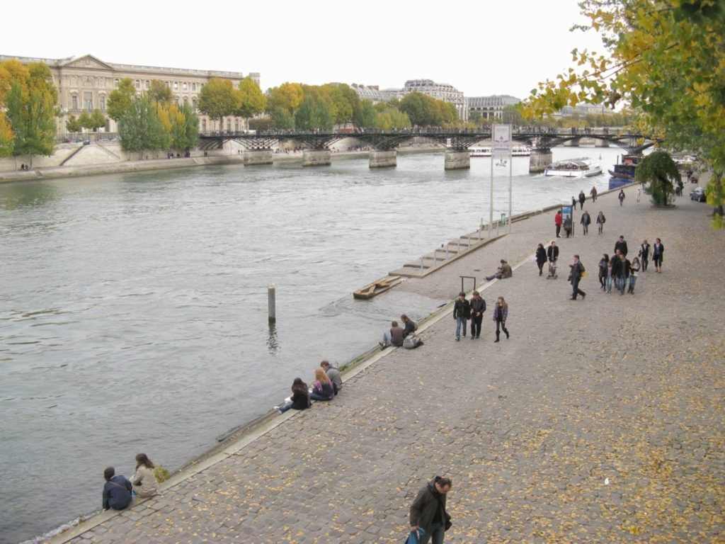 Guide Collaboratif de Paris Quai de Seine