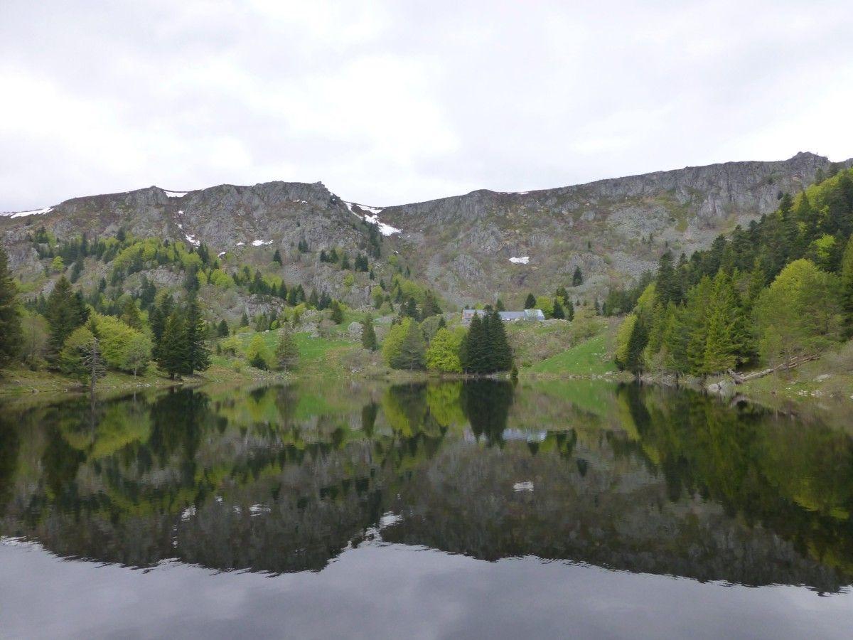 Les lacs du Forlet
