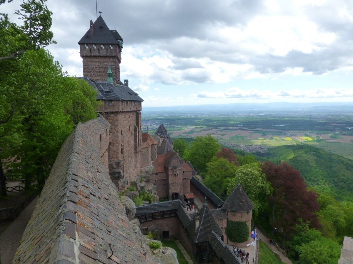 echange de maison Alsace