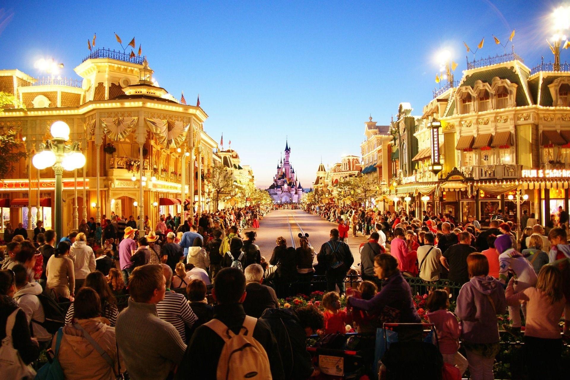 Visiter Disneyland Paris avec l'échange de maison