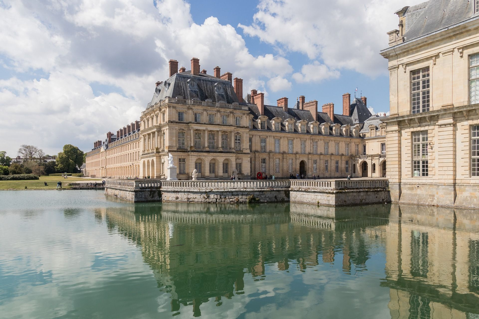 Visiter Fontainebleau avec l'échange de maison