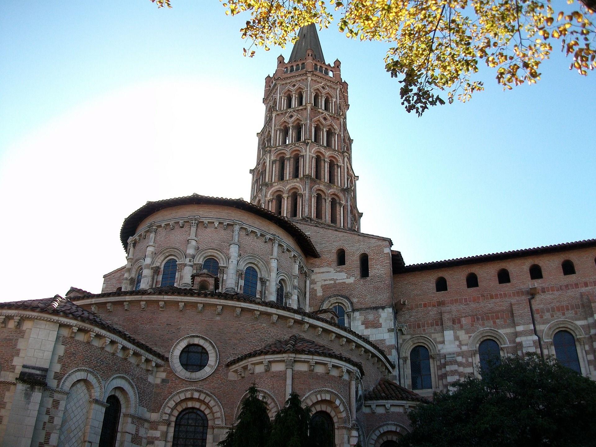 Visiter la basilique St Sernin Toulouse