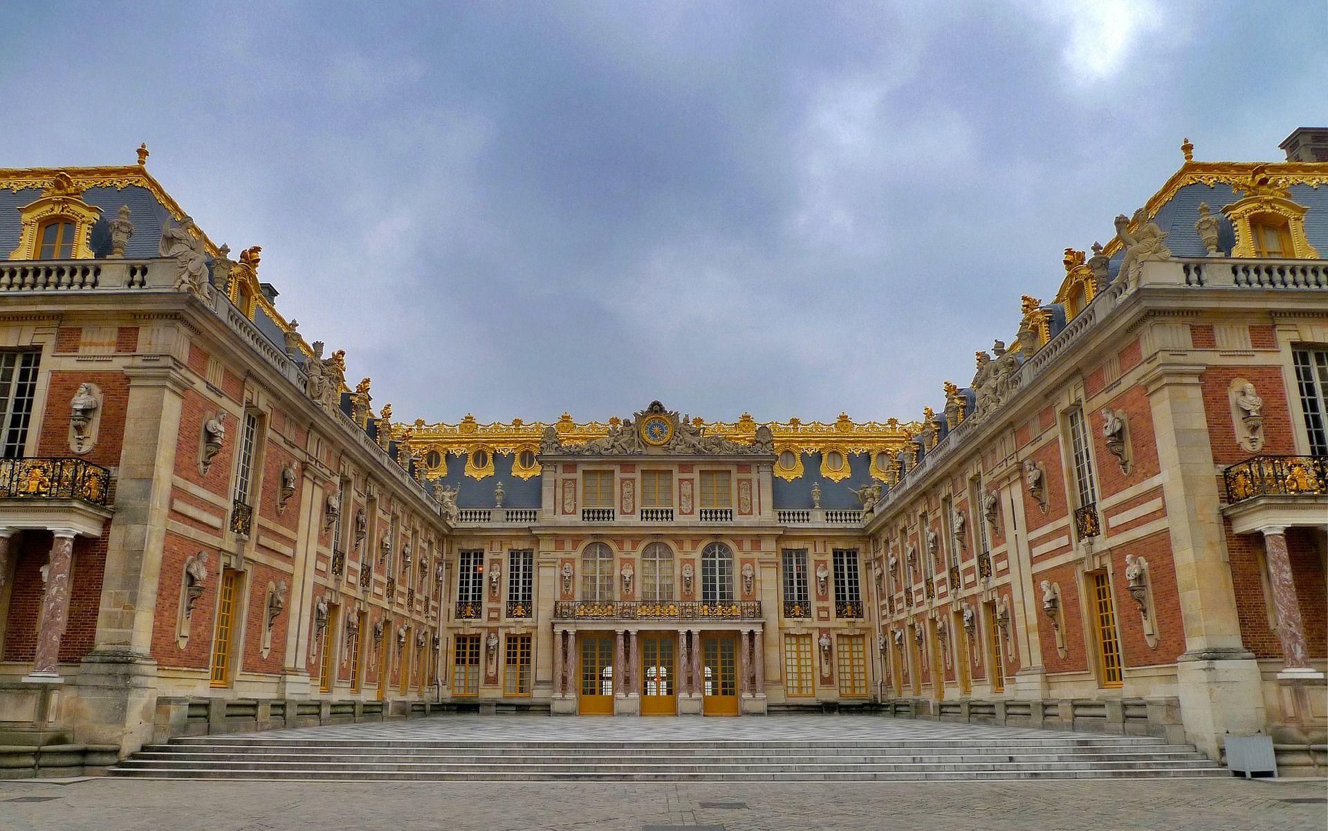 Visiter Versailles avec l'échange de maison