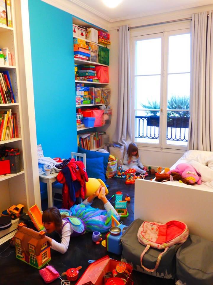 Découvrir les jouets de son appartement d'échange