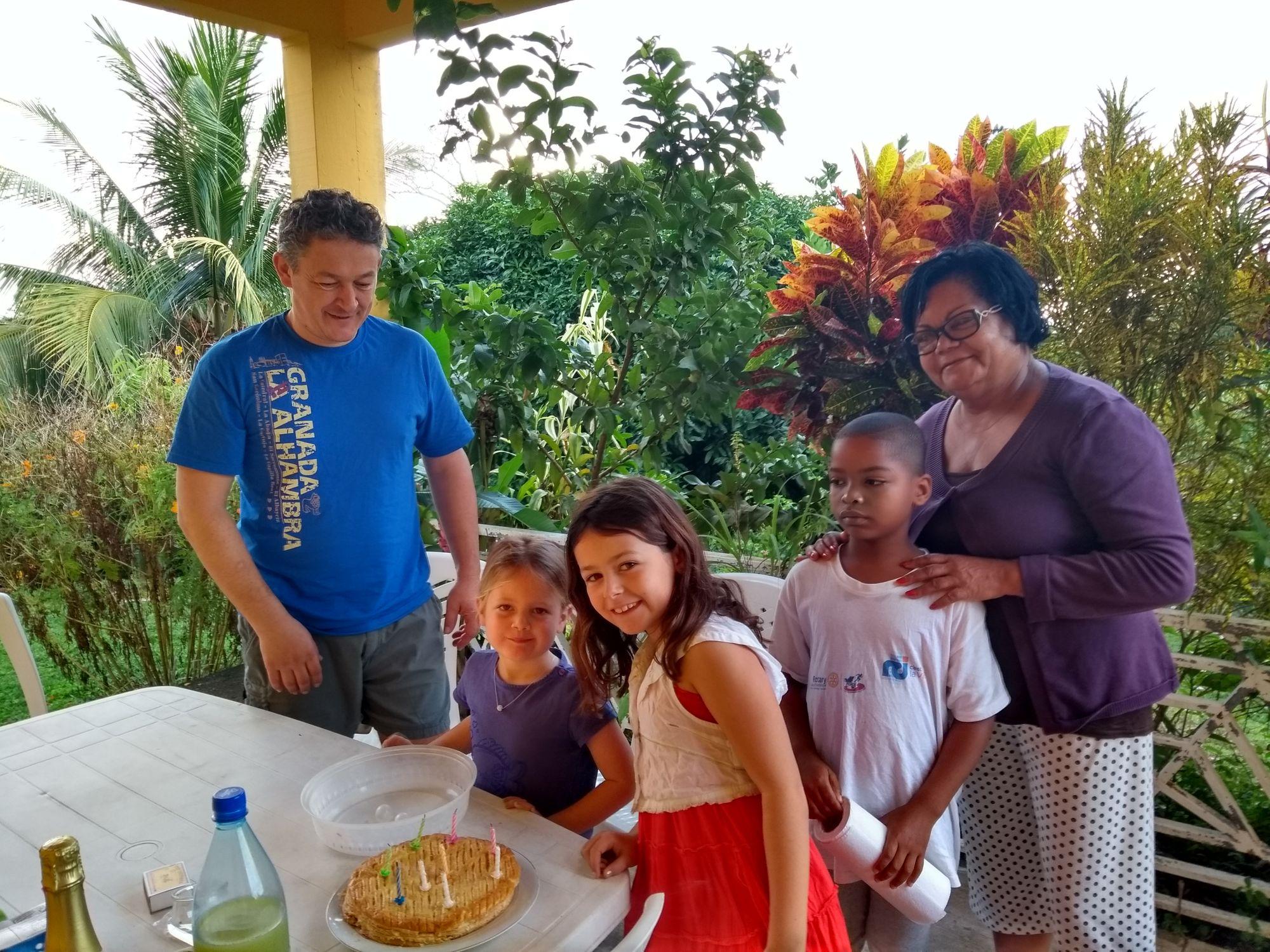 HomeExchange Martinique