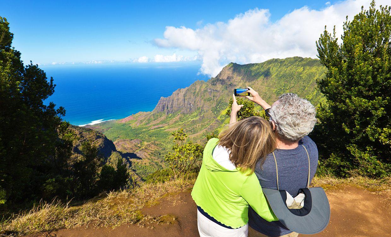 Kauaʻi la Côte Na Pali
