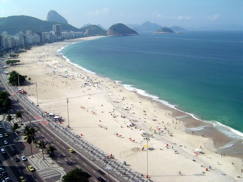 Copacabana-activites-rio-janeiro-echange-de-maison