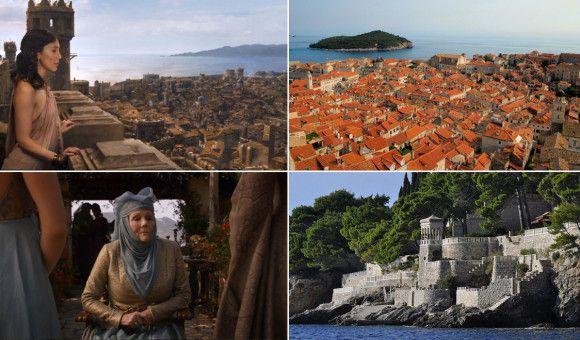 Dubrovnik-lieux-tournage-cinema-echange-de-maison
