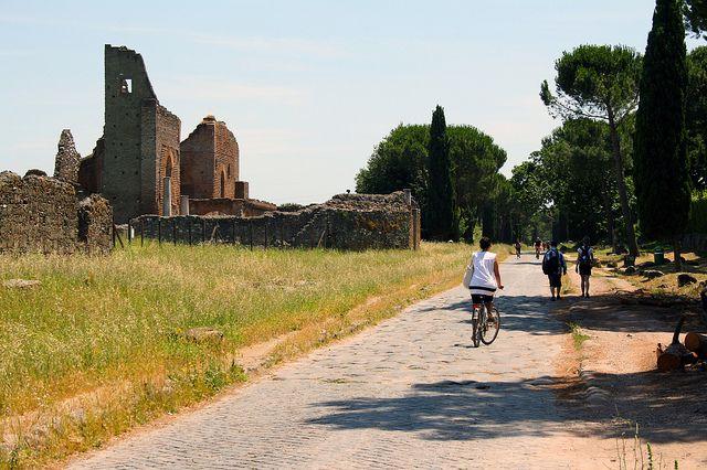 appia-antica-roma-activites-gratuites-Rome-HomeExchange