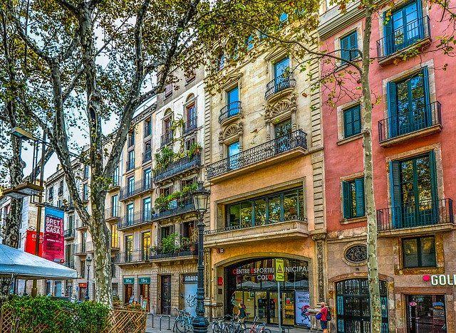 barcelone-ville-pro-velo-echange-de-maison