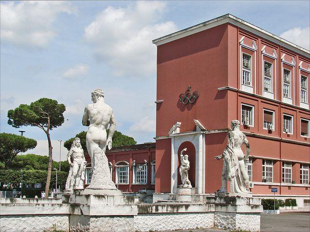 foro-italico-activites-gratuites-Rome-HomeExchange