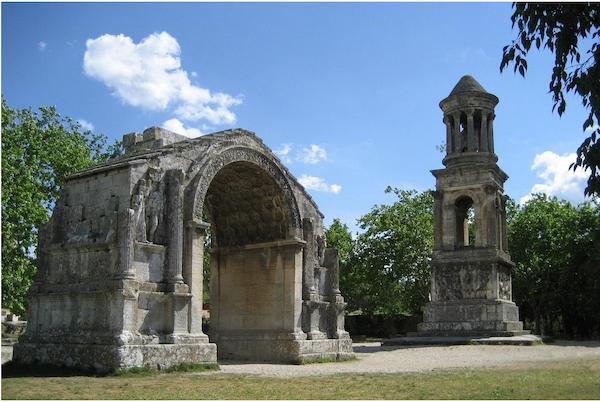 Saint-Remy-Provence-partir-vacances