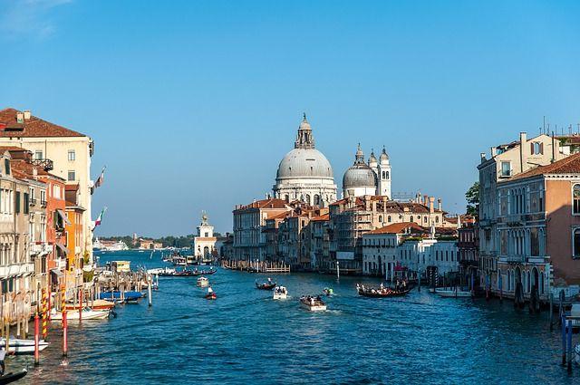 le grand canal à Venise, idéal hors saison