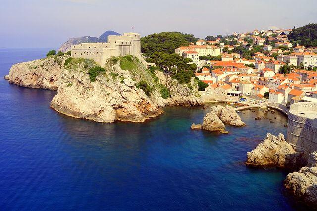 les paysages de Croatie, idéal en hors saison