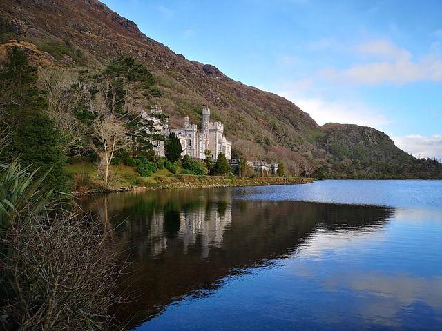 paysages sauvages du Connemara, Irlande,idéal en hors saison