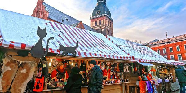 Marché de Noël à Copenhague-Échange de maison-HomeExchange