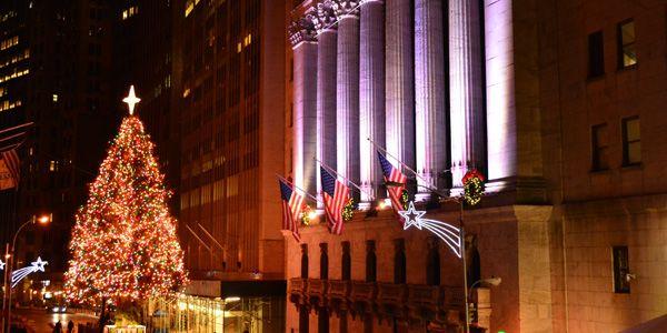 Marché de Noël à New-york-Échange de maison-HomeExchange