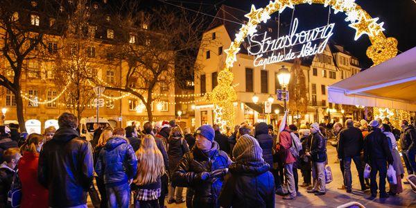 Marché de Noël à Strasbourg-Échange de maison-HomeExchange