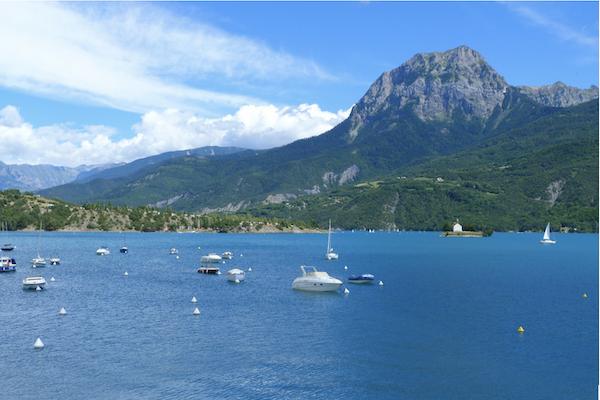 Alpes-paddle-lac