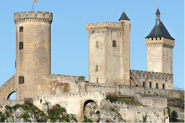 Pyrenees-chateau-foix