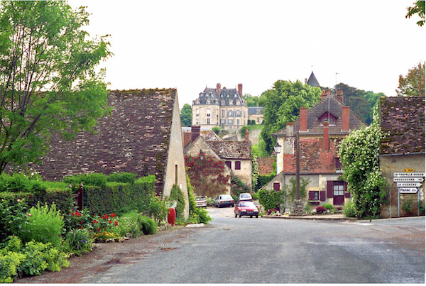 Appremont-sur-Allier-village-france