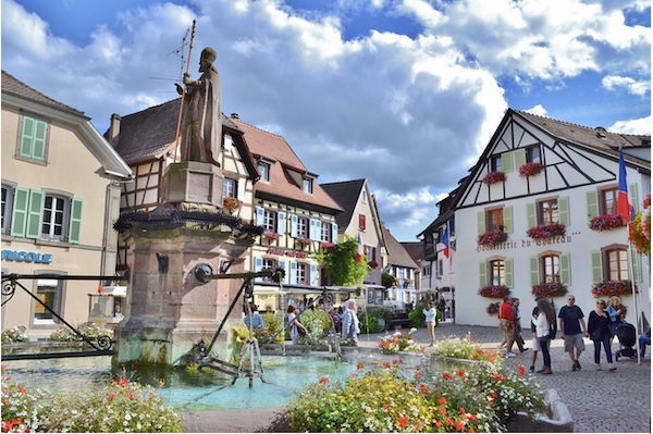 Eigisheim-village-france