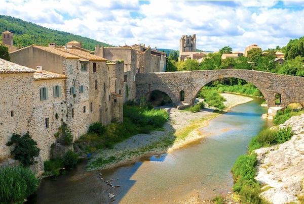 Lagrasse-village-France