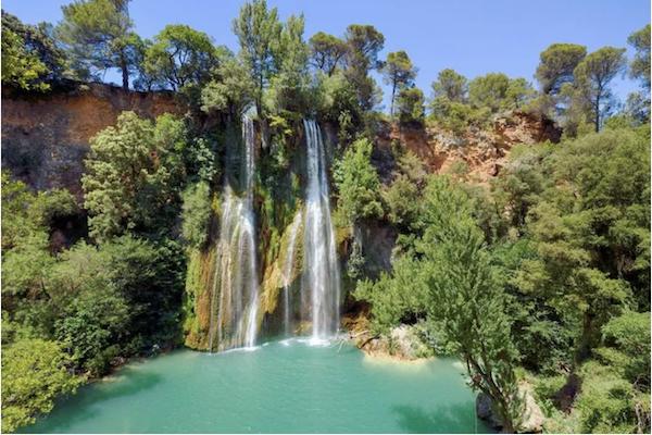 Provence-Cascade-Sillans-la-Cascade
