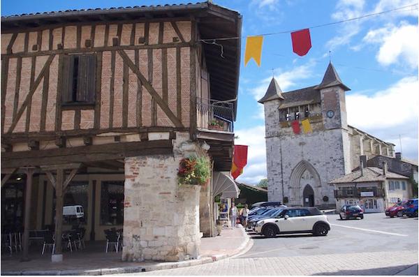 Villereal-village-france