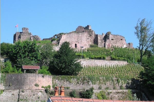 Vosges-Chateau-d-Epinal