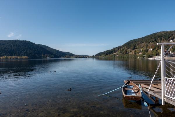Vosges-Gerardmer-lac