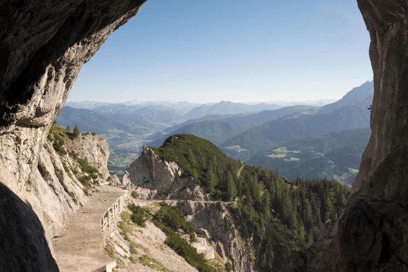 échange de maison vacances autriche massif de tennen montagne