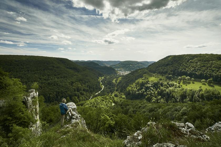 echange de maison randonnée allemagne montagne baden wurttenmberg