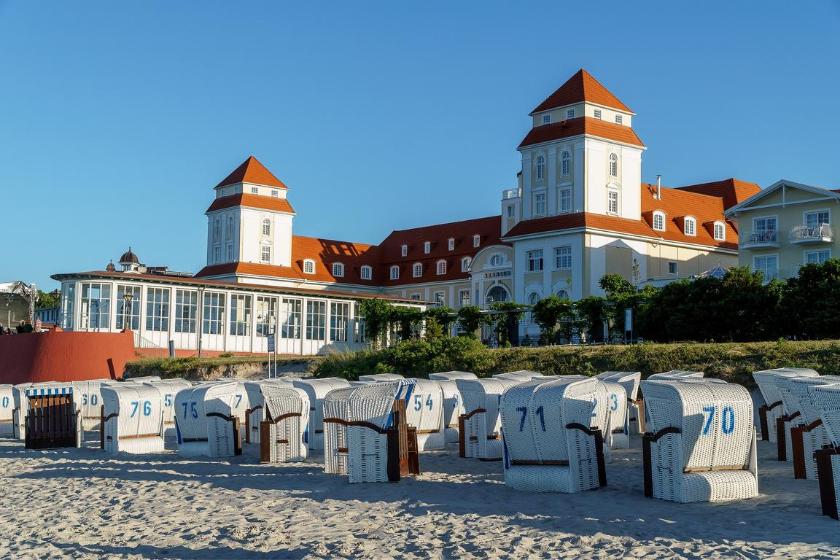 plage-Binz-Rugen-Allemagne