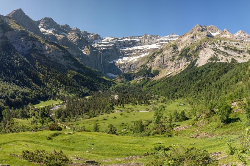 échange de maison vacances france gavarnie montagne
