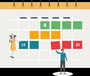 calendrier-échangedemaison-vacances