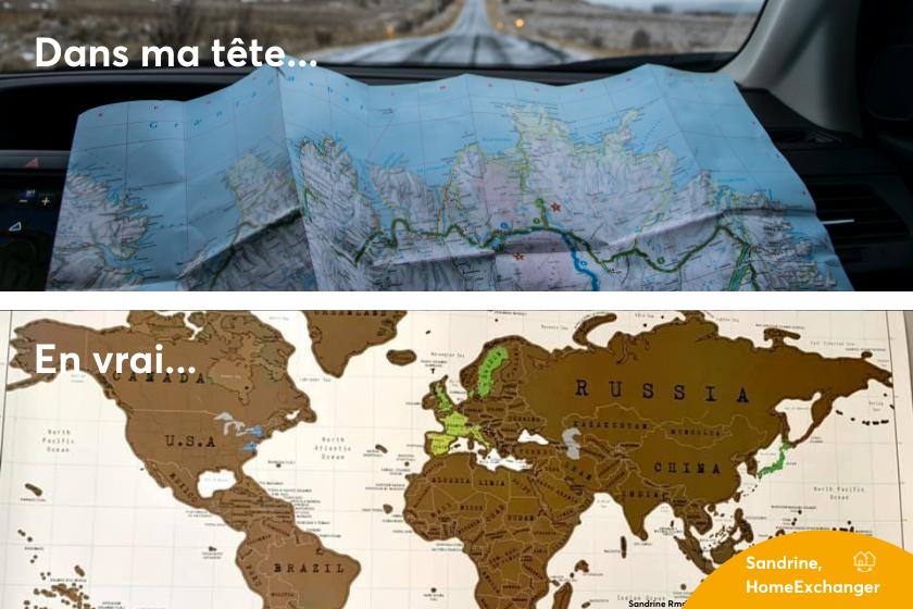 echange de maison astuce 3 pour voyager à la maison géographie