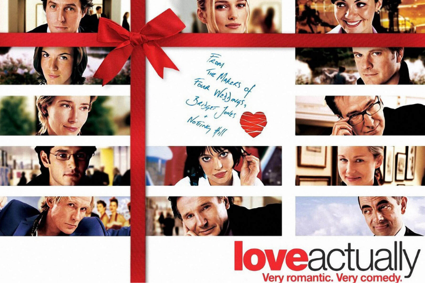 love actually, film de noel, film romantique, comédie romantique de noel, vacances de noel, échange de maison