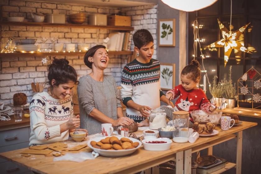 pâtisserie noel-activités en famille-noel en famille-echange de maison