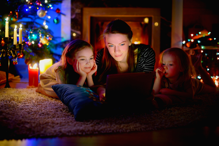 film noel-activités en famille-noel en famille-echange de maison