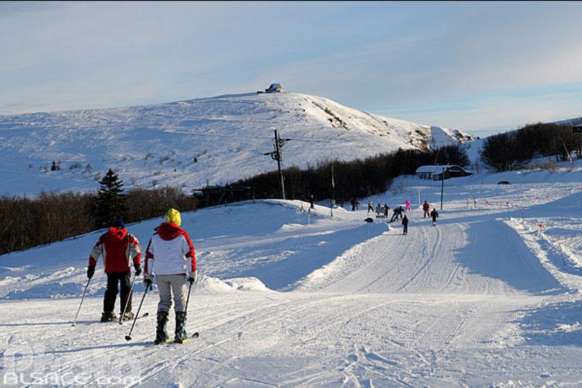 Bresse-Honhek-ski-station-vosges