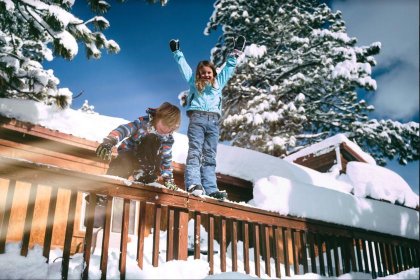 Echange-maison-ski-famille