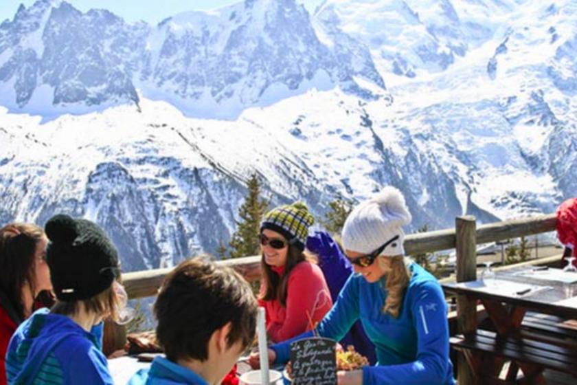 Chamonix-station-ski