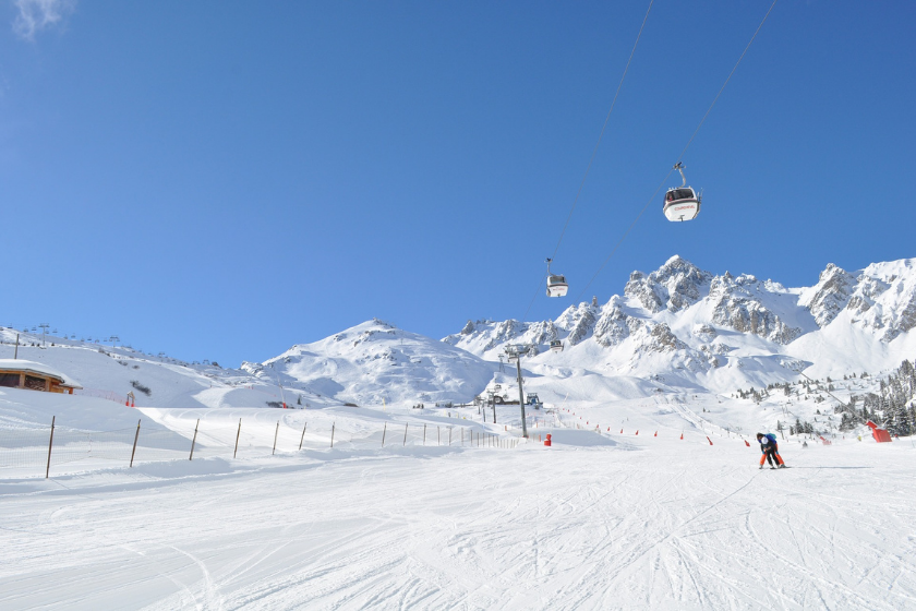 Courchevel-Moriond-ski-station